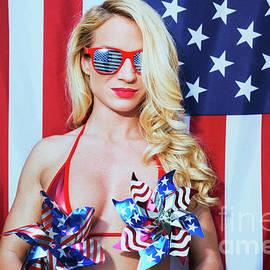 Amyn Nasser - American Beauty No9034