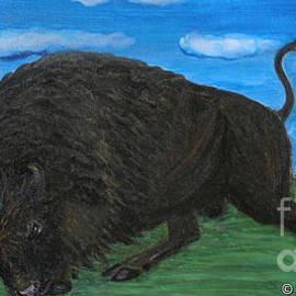 Anna Folkartanna Maciejewska-Dyba  - American Bison