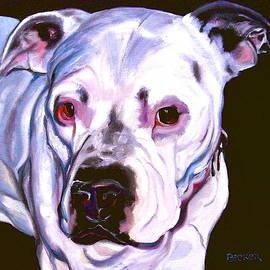 Susan A Becker - American Bulldog