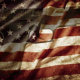 American handgun - Les Cunliffe