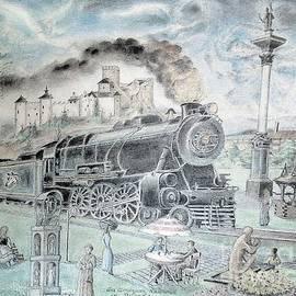 Gerald Ziolkowski - American Railroad in Poland 1