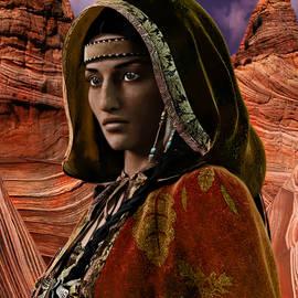 Suzanne Silvir - American Vision Saint Kateri Tekakwitha
