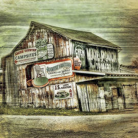 Reese Lewis - Old Amish Barn