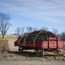 Amish Farm Wagon - Lancaster County Pennsylvania