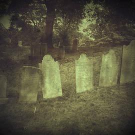 Kim Comeau - Amongst the Dead