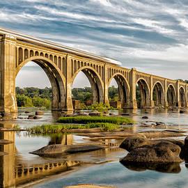 Tim Wilson - Amtrak over the James