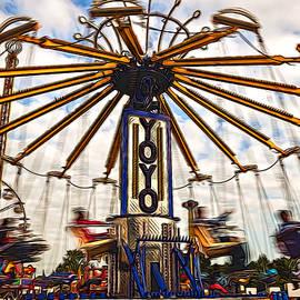 Maria Coulson - Amusement Park
