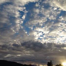 Glenn McCarthy Art and Photography - An Amazing Sunset