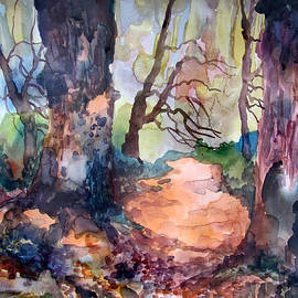 James Huntley - An April Path