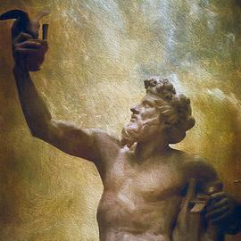 John Rivera - Anacreon Sculpture 1851