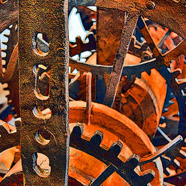 Andy Za - Ancient Clock Mechanism.
