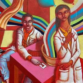 Paul Hilario - Ang Lihim na Buslo at Pink Table