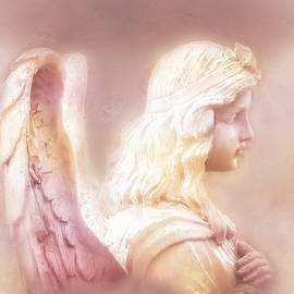 Melissa Bittinger - Angel Dreams, Surreal Ethereal Dreamy Angel Wings