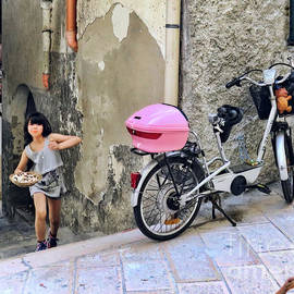 Jennie Breeze - Angel Face.Vieste.Italy