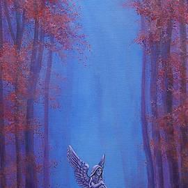 Glenda Stevens - Angel in the Mist