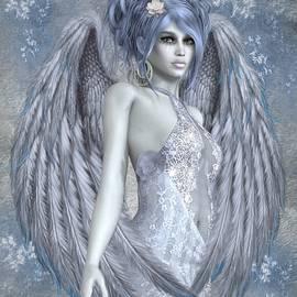 A Oppy - Angel of Blue
