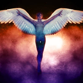 Joaquin Abella - Angel of the Apocalypse