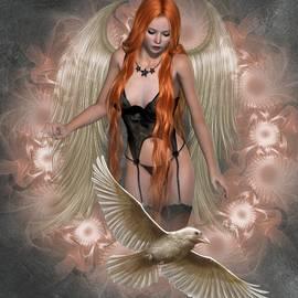 Ali Oppy - Angel of the ravens