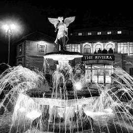 Carl Simmerman -  Angel of the Waters Fountain