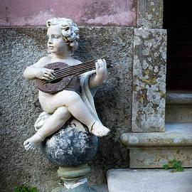 Angel Playing - Carlos Caetano