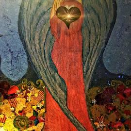 Christine Paris - Angel sails waves of love