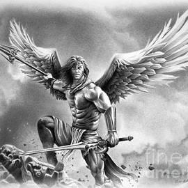 Miro Gradinscak - Angel Warrior