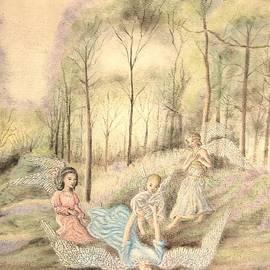 Gerald Ziolkowski - Angels in the field