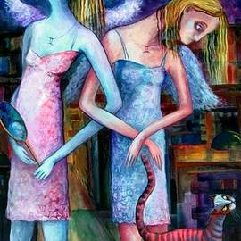 Elisheva Nesis - Angels Of Zodiac. Gemini The Twins