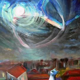 Elisheva Nesis - Angels Of Zodiac. Virgo The Virgin