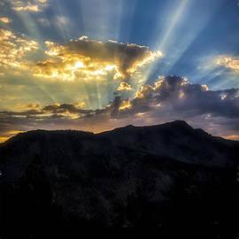 Mitch Shindelbower - Angora Ridge Sunset