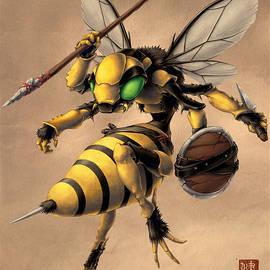 James Ng - Angry Bee