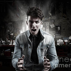 Tayeb Amghar - Angry