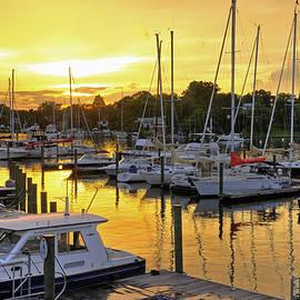 Dan Myers - Annapolis Sunset