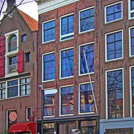 Al Bourassa - Anne Frank Home In Amsterdam