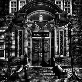 Brian Carson - Annesley Hall Toronto Canada