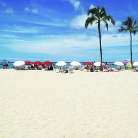 Kerri Ligatich - Another Beautiful Day In Waikiki