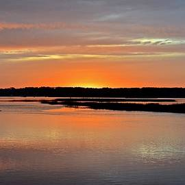 Carol Bradley - Another Hilton Head Island Sunset