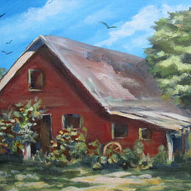 Carol Hart - Another Old Barn