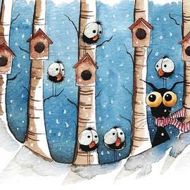 Lucia Stewart - Another snowday