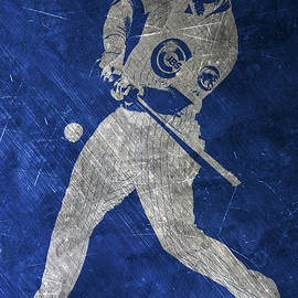 ANTHONY RIZZO CHICAGO CUBS ART - Joe Hamilton