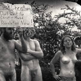 Daniel Gomez - Moderate Anti Vietnam War Demostrators