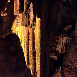 Colette V Hera  Guggenheim  - Antiparos Island Grotte