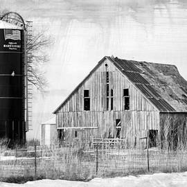 Kathy Krause - Antique Barn And Silo