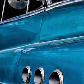 Henry Kowalski - Antique Car Side Detail