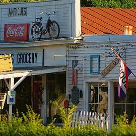 Rodney Williams - Antique Grocery