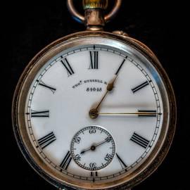Adrian Evans - Antique Pocket Watch