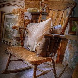 Linda Covino - Antique Rocker