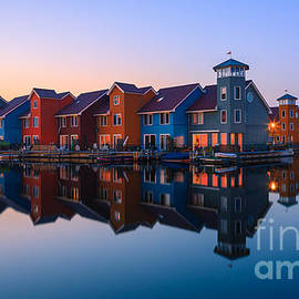 Henk Meijer Photography - Any Colour You Like - Reitdiephaven - Netherlands