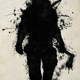 Nicklas Gustafsson - Apocalypse Hunter