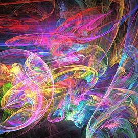 Ashley Garrie - Apophysis Fractal 10